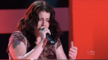 the voice karise